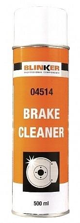 Spray nettoyant dégraissant pour freins et transmission