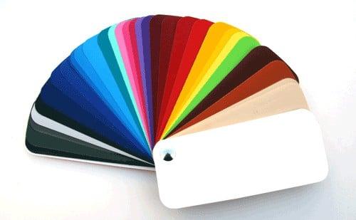 Peinture personnalisée du cadre