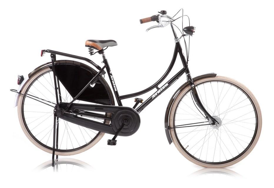 Vélo hollandais Avalon Deluxe noir 3 vitesses