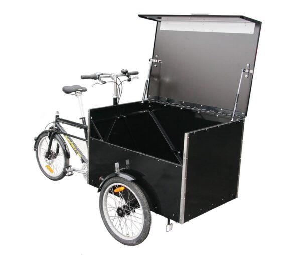 Bellabike Cargo Box ouvert