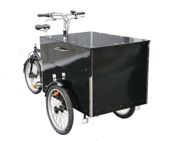 Bellabike Cargo Box fermé