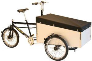 triporteur de livraison BellaBike Cargo