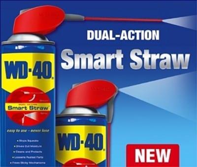 WD40 spray Smart Straw 450ml