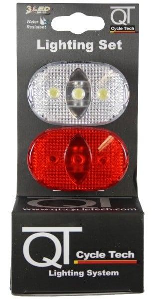 Set d'éclairage LED Eco