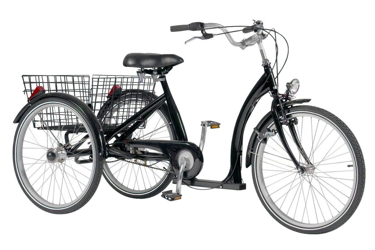 Tricycle adulte Eco 3 vitesses