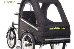 Triporteur Bellabike 2 à assistance électrique