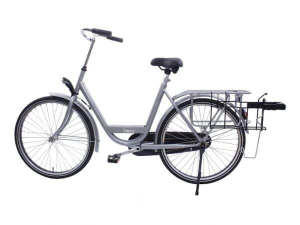 Porte-poussette Steco Buggy-Mee sur vélo
