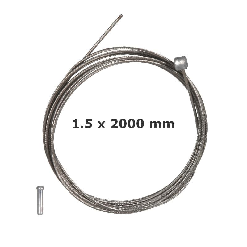 Câble de frein inox VTT