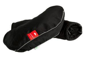 Moufles de guidon - Noir