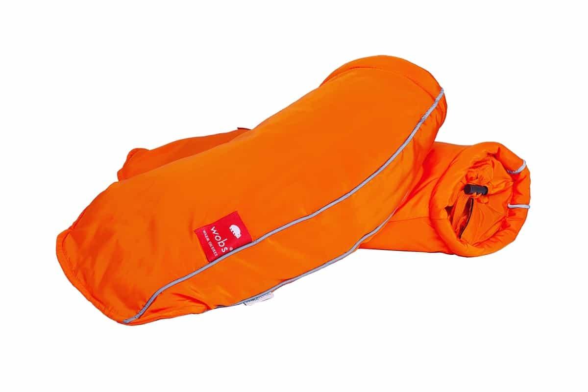 Moufles de guidon - Orange