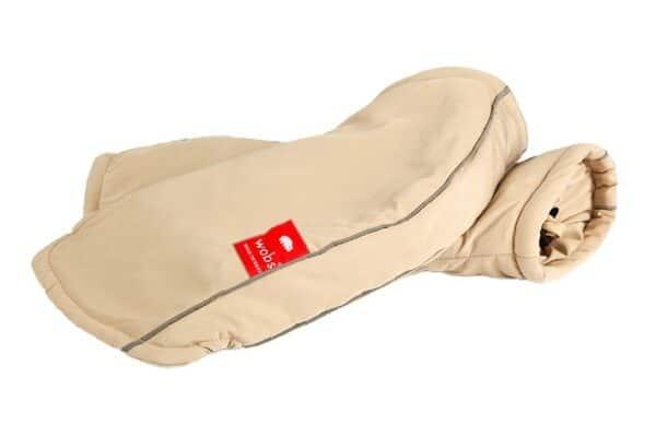 Moufles de guidon - Sable