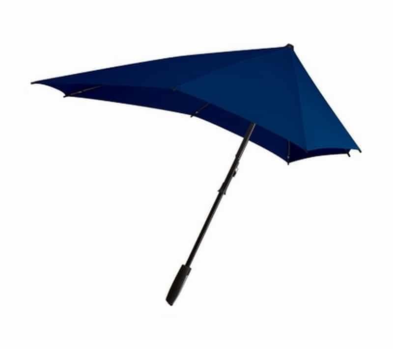 Parapluie tempête Senz Smart Deep Blue