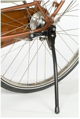 Béquille spéciale Steco Stabiel 28 pour vélo chargé