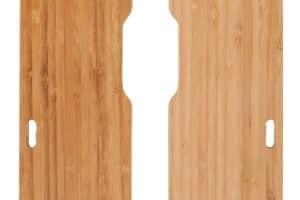 Repose-pieds Side Boards en bambou pour Yuba Mundo