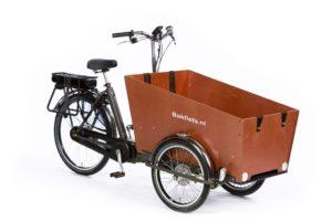 Triporteur électrique Bakfiets E-Cargotrike