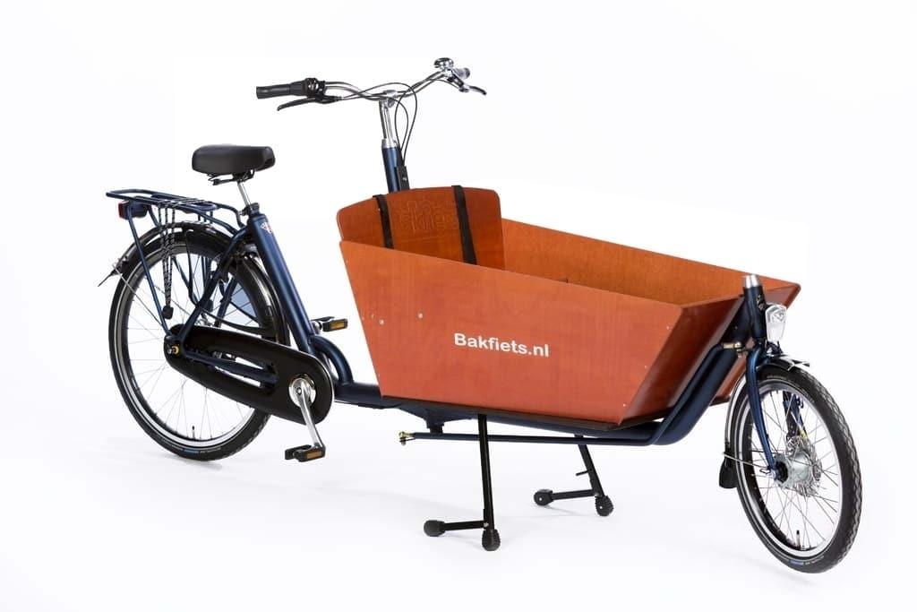 Biporteur long Bakfiets Classic