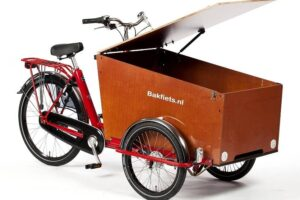 Triporteur Cargotrike Pro Bakfiets.nl