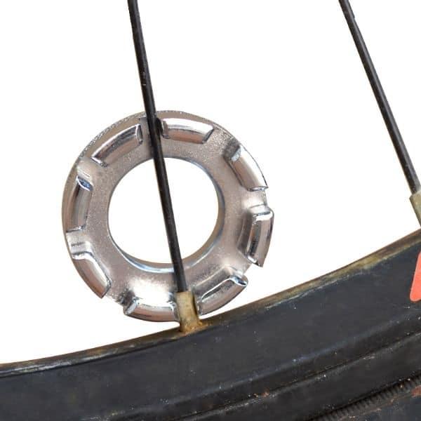 Clé à rayons universelle pour vélo