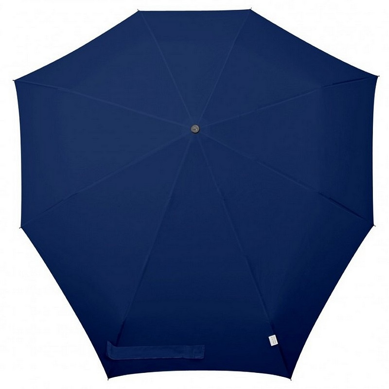 Parapluie pliant Senz smart S - Deep Blue toile