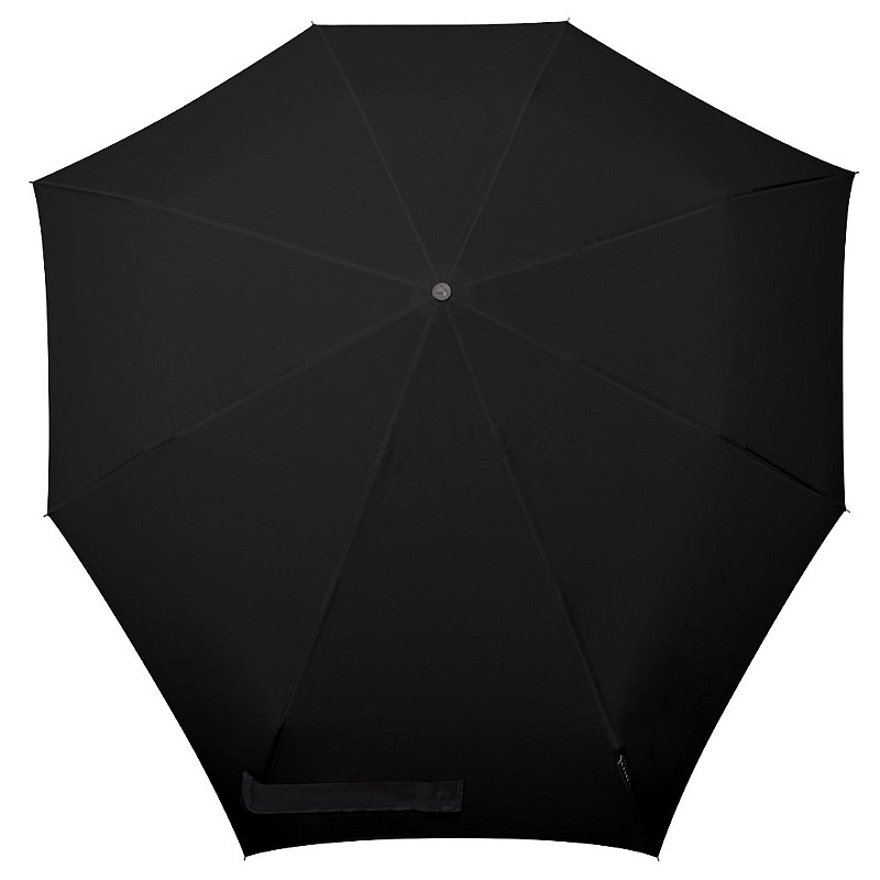Parapluie pliant Senz smart S - Black Out toile