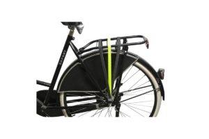 Élastique vert fluo-noir pour porte-bagage