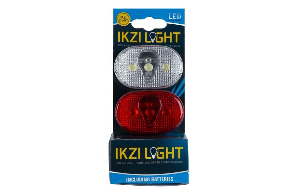 Set d'éclairage LED Eco IKZI