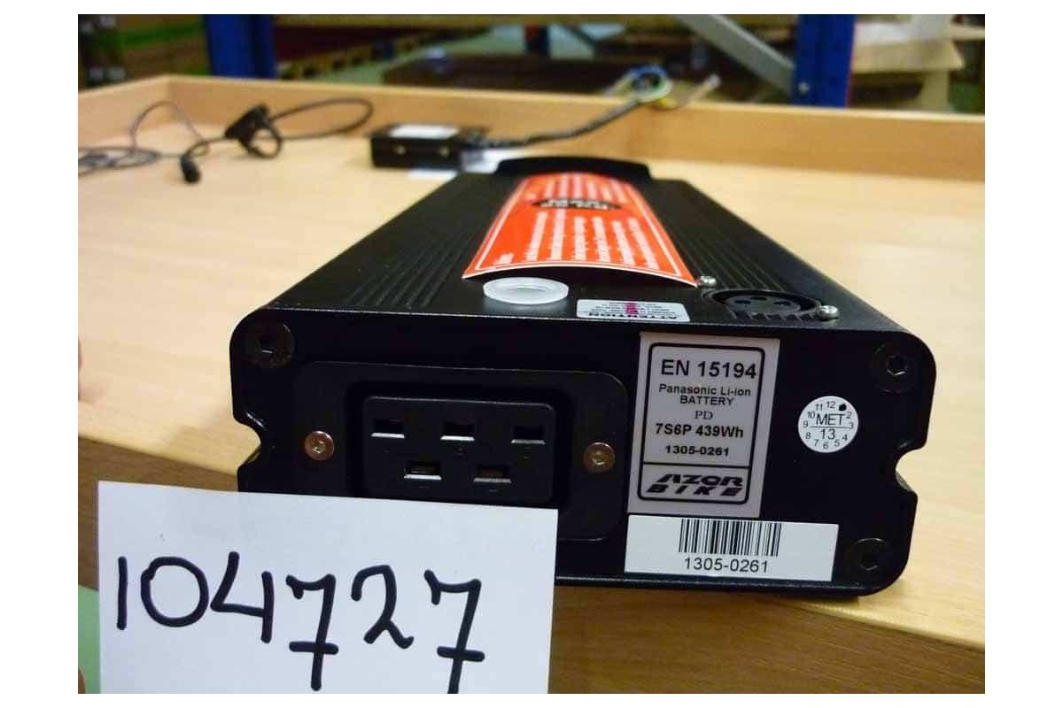 Batterie de rechange pour Bakfiets