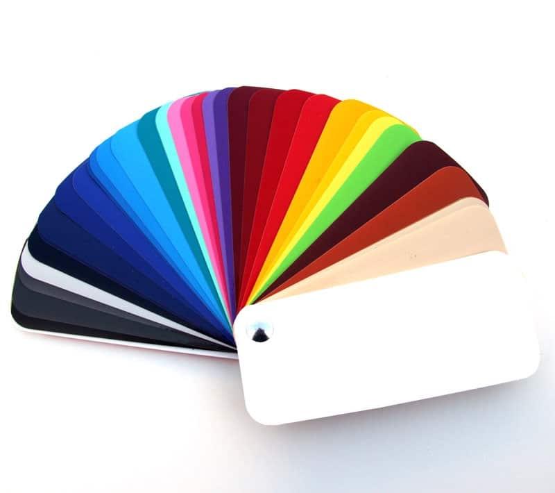 Option couleur personnalisée