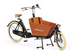 Biporteur électrique court Bakfiets Cruiser Steps