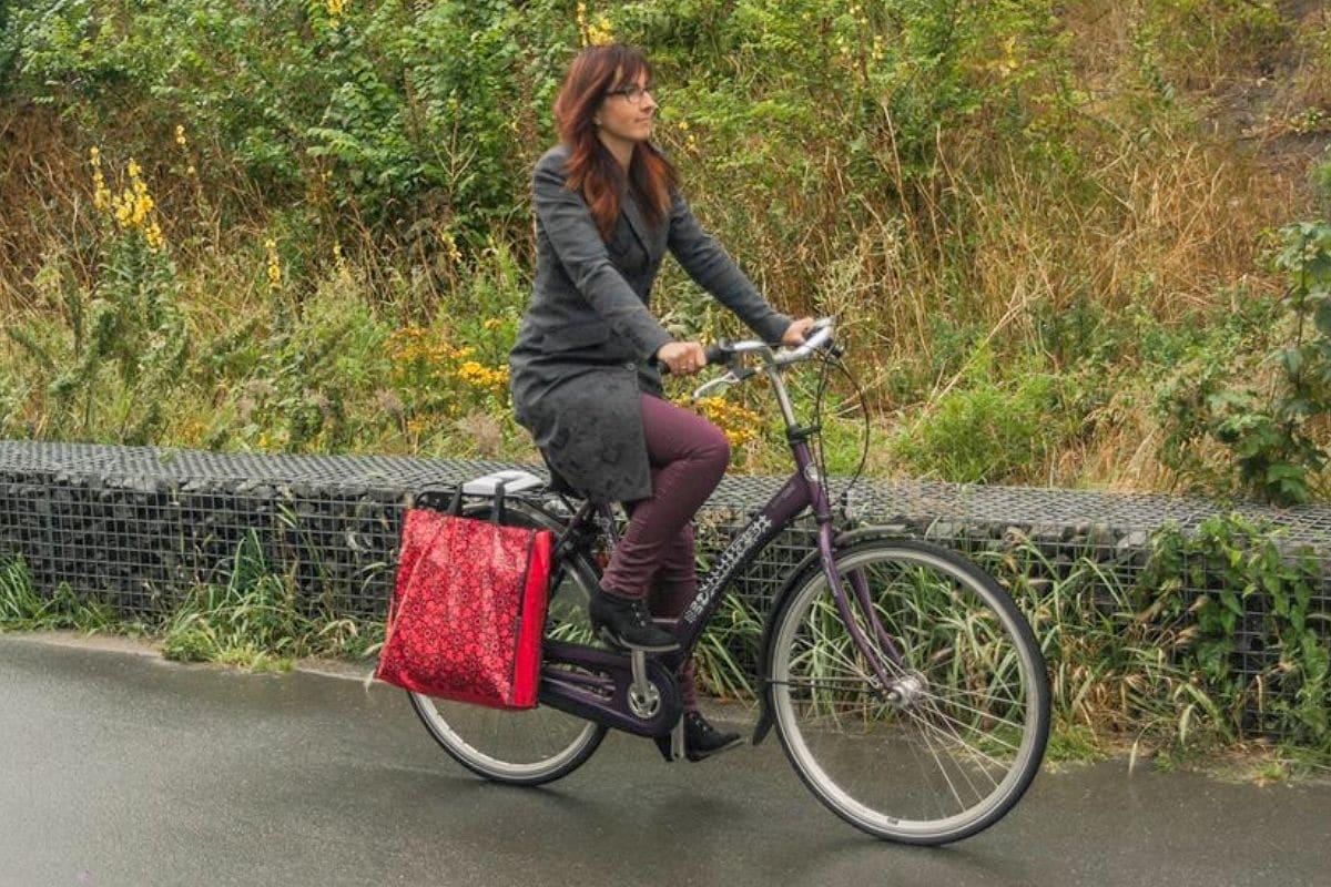 Hook'd, l'accroche sac pour vélo