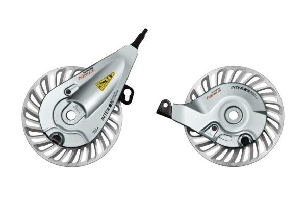 Set de freins Rollerbrakes BR-C6000 avant et arrière