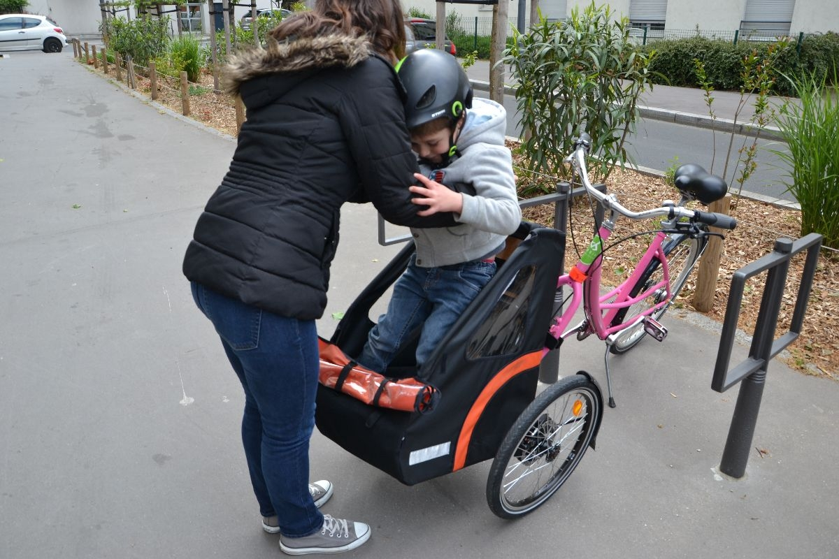 Module AddBike Carry'Box Kid