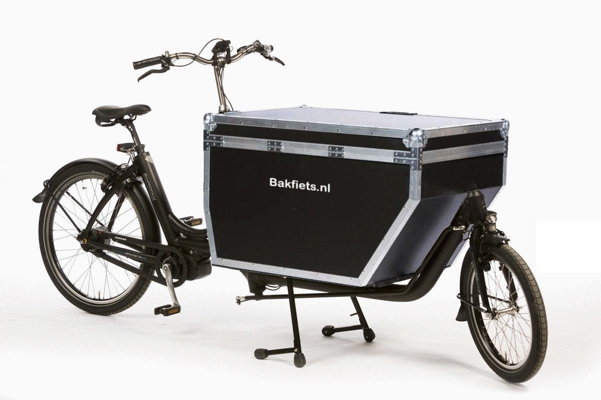 Biporteur Bakfiets Shadow Business