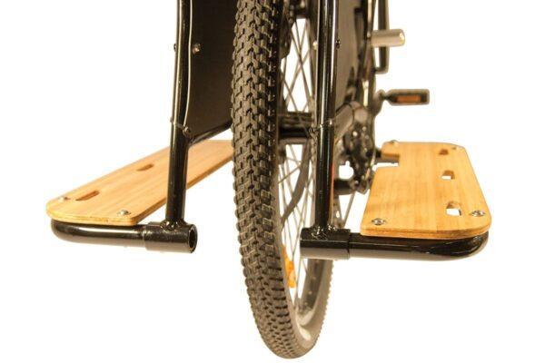Bamboo SideBoards pour Yuba Boda Boda V3