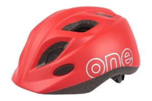 Casque enfant Bobike ONE S Strawberry Red