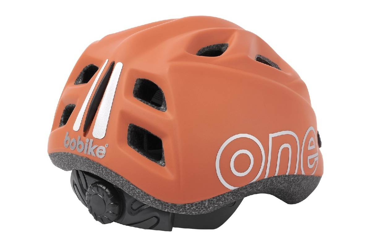 Casque enfant Bobike ONE S Chocolate brown