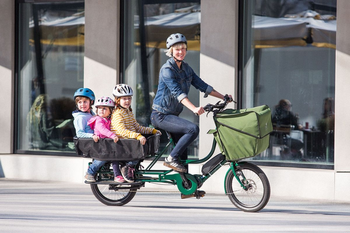 Bicicapace Child Pack