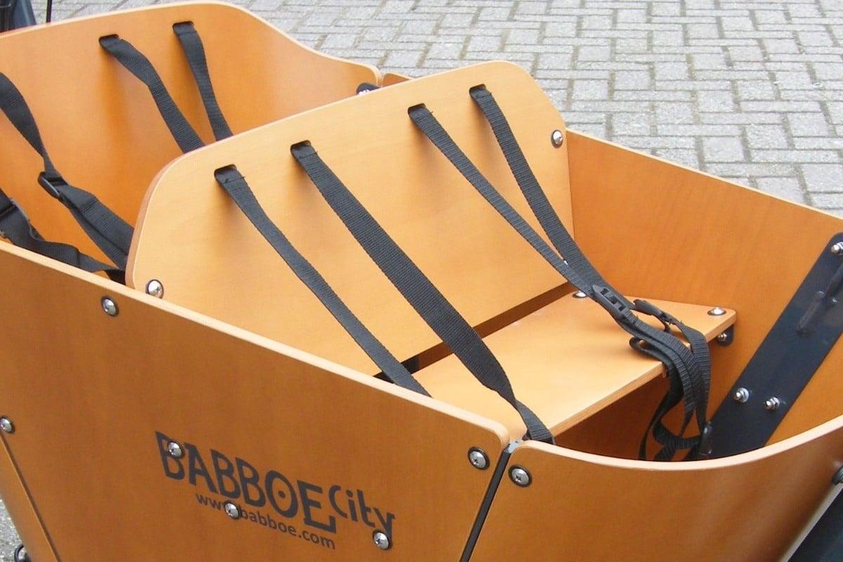 Banc supplémentaire pour Babboe City