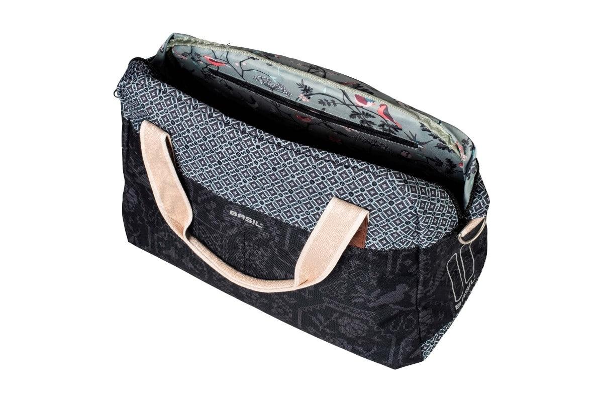 Charcoal Sacoche de vélo Basil bohème Carry-All-bag 18ltr