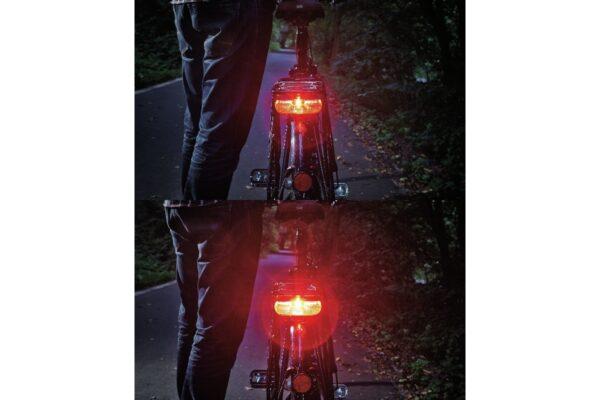 Feu rouge stop Trelock LS614 E-bike