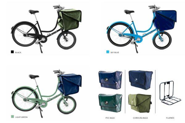 Bicicapace E-Classic