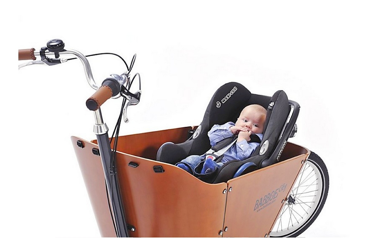 Support Maxi-Cosi pour Babboe