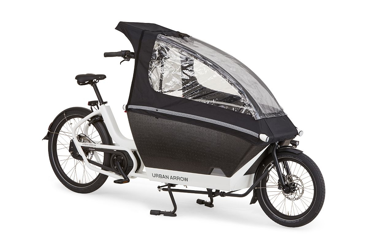 Biporteur électrique Urban Arrow Family
