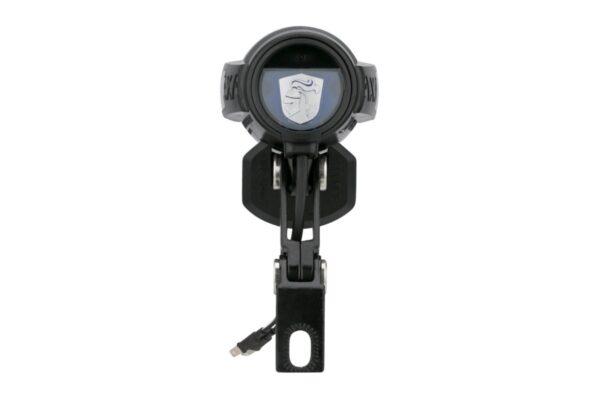 Phare AXA Blueline 50 lux T-steady Auto dynamo noir