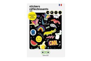 Stickers réfléchissants Pep's