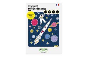 Stickers réfléchissants Espace