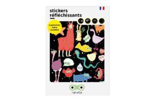 Stickers réfléchissants Super Héros