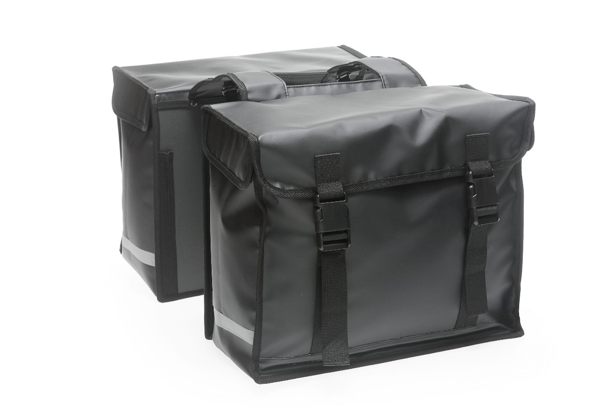 Sacoche double New Looxs XL 66 litres Bisonyl